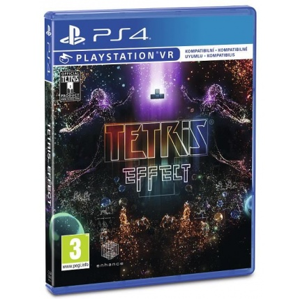 SONY PS4 hra Tetris Effect