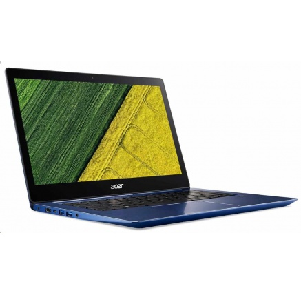 "ACER NTB Swift 3 (SF314-52G-54HC) – i5-8250U,14"" FHD IPS,8GB,512SSD,čt.pk,no DVD,NVIDIA MX150 2G,HDcam,4čl,W10H,blue"