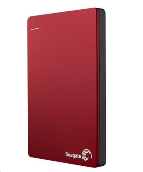"""SEAGATE Backup Plus Portable 2TB Ext. 2.5"""" USB 3.0 Red"""