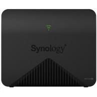 Synology MR2200ac Mesh router 2,4GHz / 5GHz 802.11a/b/g/n/ac (4C/717MHz/256MBRAM/1xUSB3.0/1xGbEWAN,1xGbELAN) - Rozbaleno
