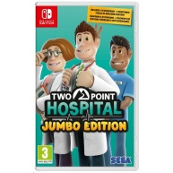 SWITCH hra Two Point Hospital: JUMBO Edition
