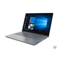 "LENOVO ThinkBook 14-IML - i7-1065G7@1.3GHz,14"" FHD IPS mat,16GB,512SSD,noDVD,HDMI,USB-C,cam,backl,W10H,1r carryin"