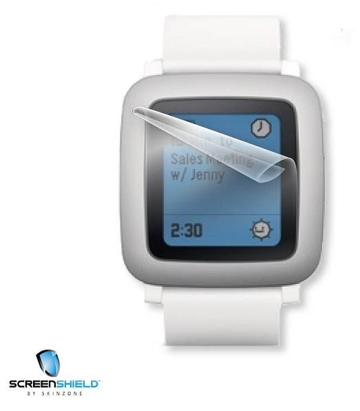 ScreenShield fólie na displej pro Pebble Time