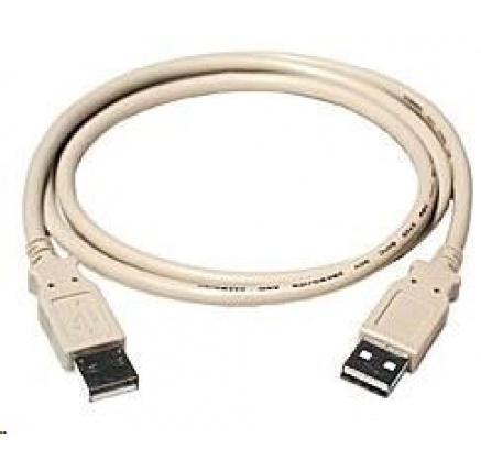 PREMIUMCORD Kabel USB 2.0 A-A propojovací 2m (M/M)