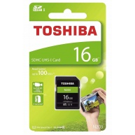TOSHIBA N203 16GB SDHC karta UHS-I Class 10