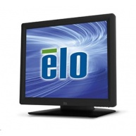 "ELO dotykový monitor 1517L 15"" LED IT (SAW) Single-touch USB/RS232 rámeček VGA Black,"