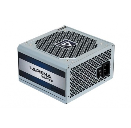CHIEFTEC zdroj iARENA, GPC-600S, 600W, 120mm fan, PFC, 80%, bulk