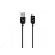 Samsung datový kabel EP-DG925UBE, micro USB, černá (bulk)
