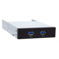 CHIEFTEC MUB-3002 USB 3.0 Front Panel, 2 x USB 3.0