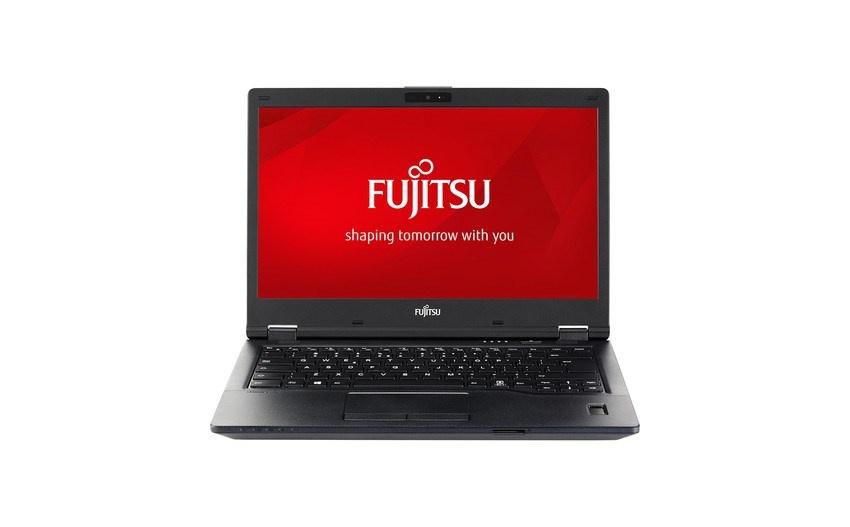 """FUJITSU NTB E548 - 14""""mat 1920x1080 i3-7130U@2.7GHz 4GB 256 SSD SS FP HDMI VGA TPM USB-C W10PR podsvícená klávesnice"""