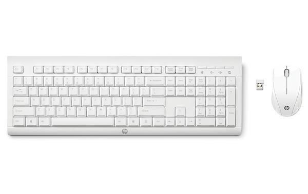 HP C2710 Combo Keyboard - KEYBOARD - španělská