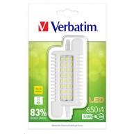 VERBATIM LED žárovka,LED R7s 8.5W-50W ND 3000K 650LM