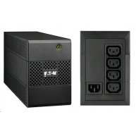 Eaton 5E 500i, UPS 500VA / 300 W, 4 zásuvky IEC