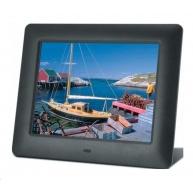 "Braun LCD fotorám DigiFRAME 7060 (7"", 800x600px, 4:3 LED, černý)"
