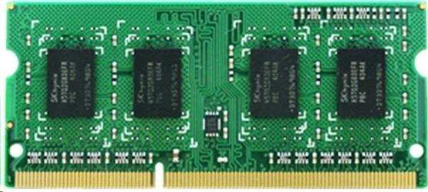 Synology rozšiřující paměť 4GB DDR3-1866 pro DS218+, DS718+, DS418play, DS918+, DS1019+