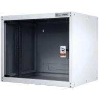 Legrand EvoLine nástěnný datový rozvaděč 7U, 600x450mm, 65kg, skleněné dveře