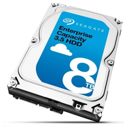 SEAGATE HDD Exos 7E8 8TB, SATAIII/600 7200RPM