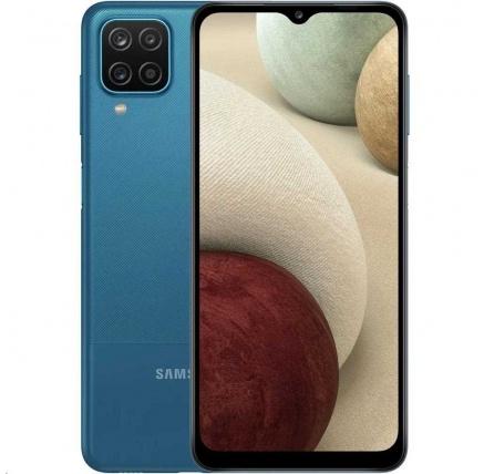 Samsung Galaxy A12 (A125), 128 GB, modrá
