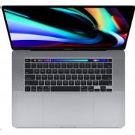 Apple MacBook Pro 16 Touch Bar/6-core i7 2.6GHz/32GB/512GB SSD/Radeon Pro 5300M w 4GB - Sp.Grey - CZE KB