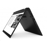 """LENOVO ThinkPad X390 Yoga - i5-8265U@1.6GHz,13.3"""" FHD IPS touch,8GB,512SSD,HDMI,LAN,DP,LTE,backl,W10P,3y onsite"""