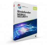 Bitdefender Mobile Security for Android - 1 zařízení na 1 rok- elektronická licence do emailu