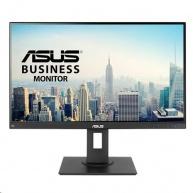 """ASUS LCD 27"""" BE27AQLB mat 2560x1440 WQHD WLED/IPS Flat 5ms 60Hz 350cd repro DVI DP HDMI mDP 4xUSB, PIVOT"""