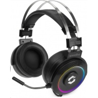 SPEED LINK herní sluchátka SL-860005-BK ORIOS RGB 7.1 Gaming Headset, black