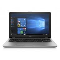 HP 250 G6 i5-7200U, 15.6 FHD CAM, 8GB, 1TB, DVDRW, WiFi ac, BT, Silver, Win10