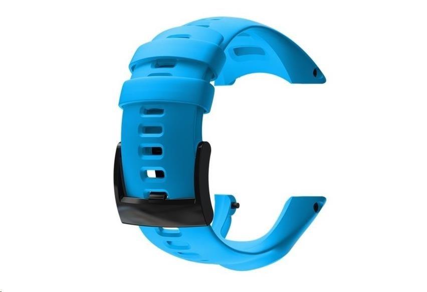 Suunto Ambit3 Sport Blue silikonový řemínek