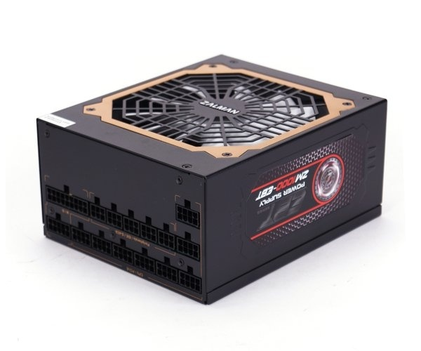 Zdroj Zalman ZM1000-EBT 1000W 80+ Gold ATX12V 2.3, EPS, aPFC 13,5cm fan, modular