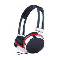 GEMBIRD sluchátka s mikrofonem MHS-903, černá