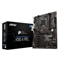 MSI MB Sc LGA1151 H310-A PRO