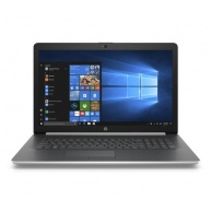 "NTB HP Laptop 17-by0017nc;17.3""SVA AG HD+;Corei3-7020Udual,8GB DDR4;1TB/5400+128GB SSD;DVD;Radeon 520-2GB;Win10 - silver"