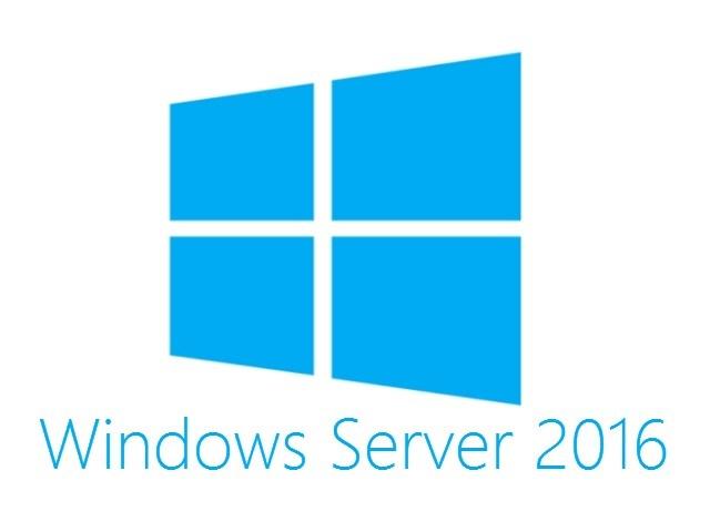 HPE MS Windows Server 2016 Standard Edition ReOpKit 16 Core CZ OEM