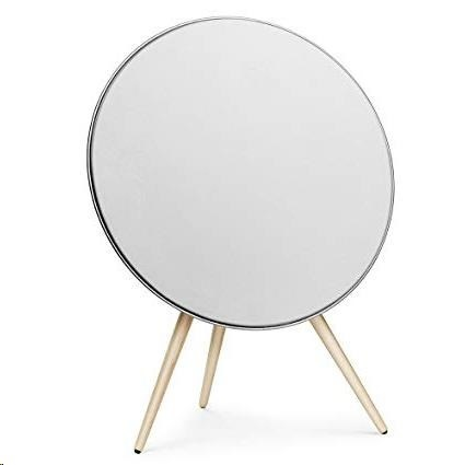 Beoplay Speaker A9 White with maple legs