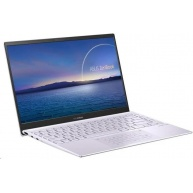 "ASUS NB Zenbook - 14"" IPS FHD, i5–1035G1, 8GB, 512GB SSD, Intel UHD Graphics, W10H, stříbrná"