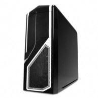 NZXT skříň Phantom 410/MidTower/bez zdroje/USB3.0+USB2.0/ATX/černá/bílá