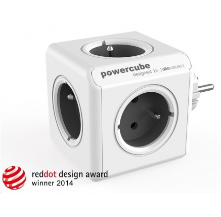 Allocacoc PowerCube Original Grey