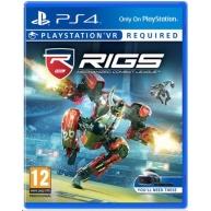 SONY PS4 hra RIGS Mechanized Combat League