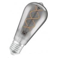 OSRAM Vintage 1906 LED CL Edison Filament SMOKE 5W 818 E27 140lm 1800K (CRI 80) 15000h A (Krabička 1ks)