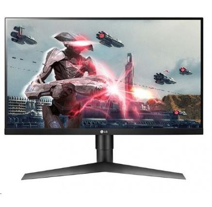 "LG MT IPS LCD LED 27""  27GL650F - IPS panel, 1920x1080, 144hz, 2xHDMI, DP"