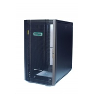 HPE Rack 22U 600mmx1075mm G2 Kitted Advanced Shock Rack with Side Panels and Baying