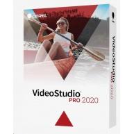 VideoStudio 2020 Pro ML EU EN/FR/IT/DE/NL - BOX
