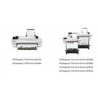 "HP DesignJet T530 24"" (A1+,  30s A1, USB 2.0, Ethernet, Wi-Fi)"