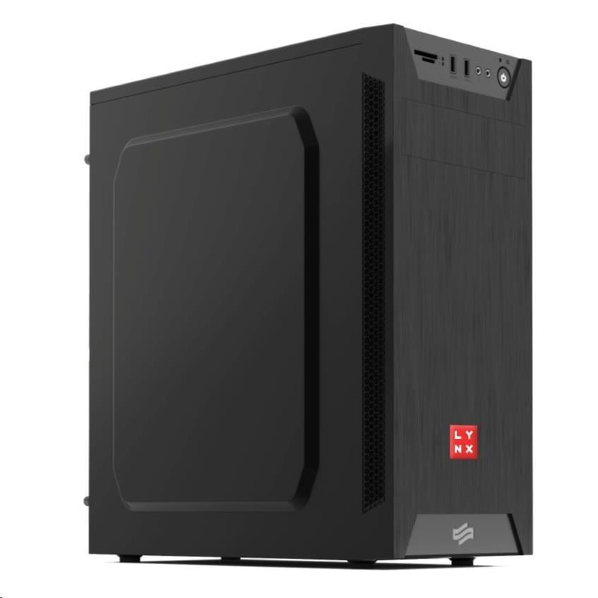LYNX Challenger 5 1600 16GB 240G SSD 1T RX580 8G W10 Home
