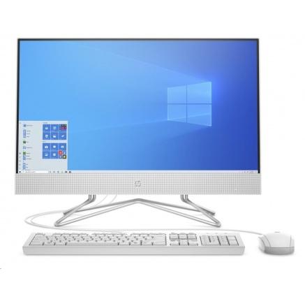 HP PC AiO 24-df0001nc,LCD 23.8 FHD AG LED, Celeron J4025 2GHz,8GB DDR4 2400, 256 GB SSD,Intel Internal Graphics,Win 10