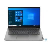 "LENOVO NTB ThinkBook 14 G2 ITL - i3-1115G4,14"" FHD IPS,8GB,256GBSSD,HDMI,USB-C,cam,W10P,Šedá,1r carry-in"