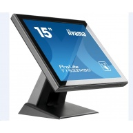 Iiyama dotykový monitor ProLite T1532MSC-B5X, 38.1 cm (15''), CAP 10-touch, black