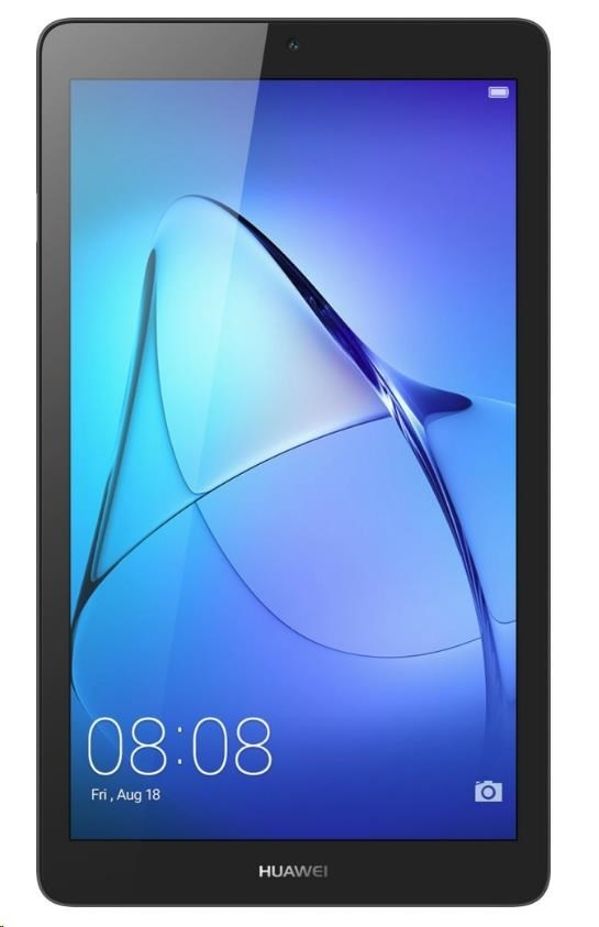 "Huawei MediaPad T3, 7"", Wi-Fi, 16 GB, šedá"