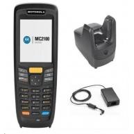 Motorola MC2180, 1D imager, WLAN Laser KIT, CE6 Core, 128/256MB, kolíbka, řemínek na ruku, USB kabel, zdroj